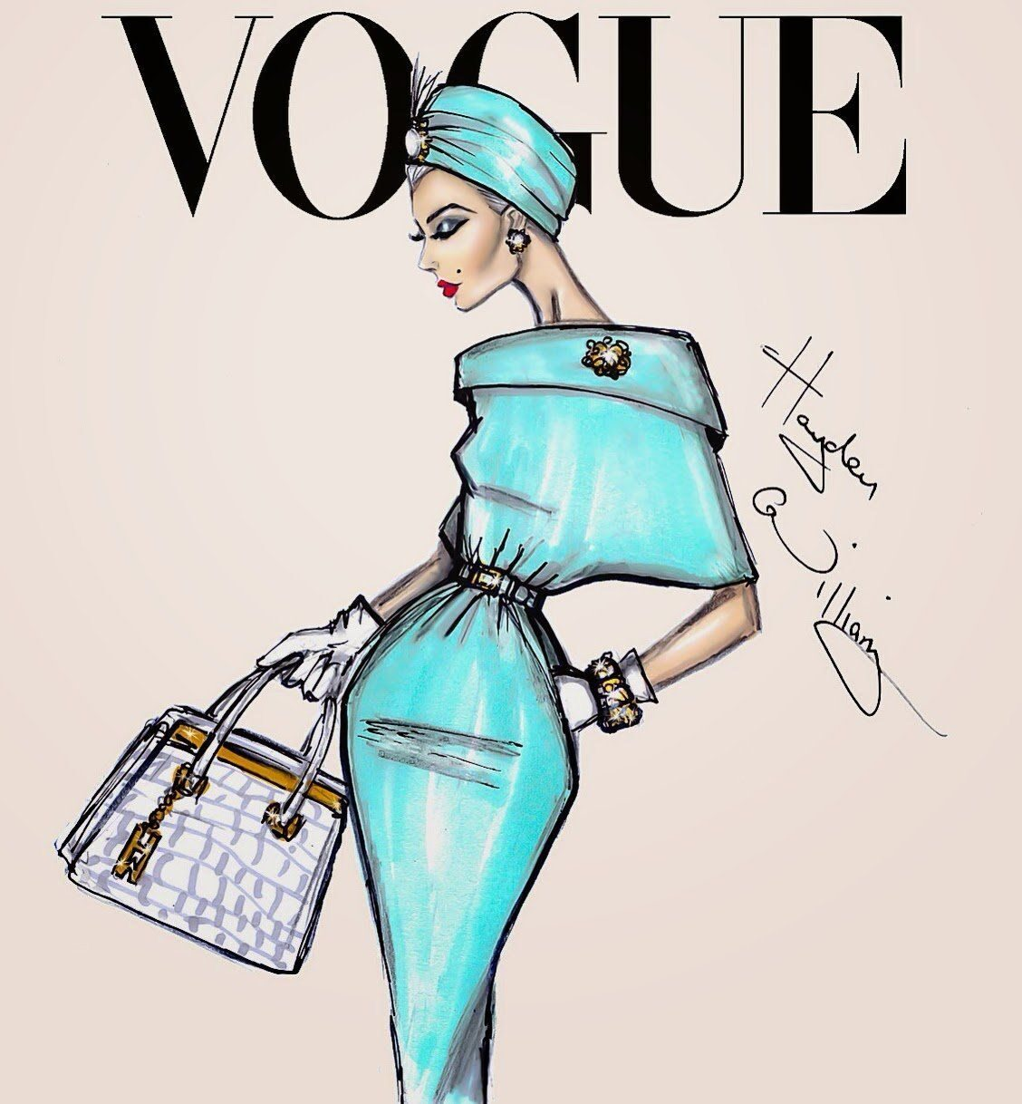 Hayden Williams Vogue